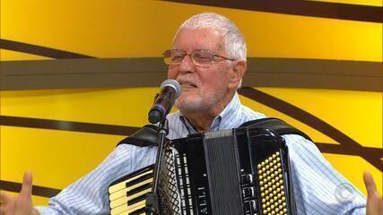 Maestro Tasso Bangel é atração do 'Galpão Crioulo' (bloco 3)