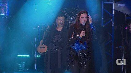 Veja os melhores momentos do show de Ivete Sangalo em Vitória da Conquista