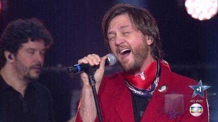 André Frateschi canta música do U2