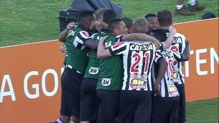 Os gols de Ponte Preta 1 x 2 Atlético-MG pela 22ª rodada do Brasileirão