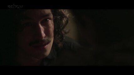 Resumo de 28/8: Gustavo conta para Vera que é pai do filho de Rimena