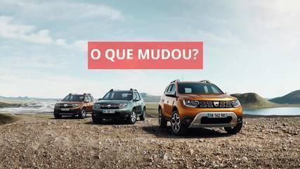 Renault Duster: conheça a 2º geração do SUV na Europa