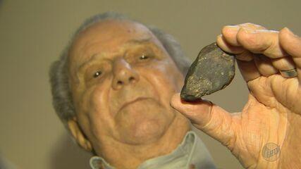 Queda de meteorito na região de São Simão completa 50 anos