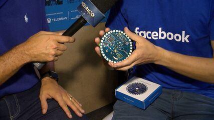Alessandro Timbó conversa com especialistas sobre a 'Internet das Coisas'