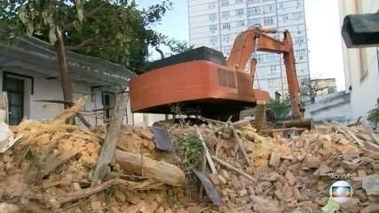 Polícia investiga demolição de casa com gatil dentro no Maracanã