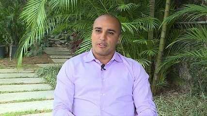 Deivid lembra passaram vitoriosa no Cruzeiro e dificuldades no Flamengo
