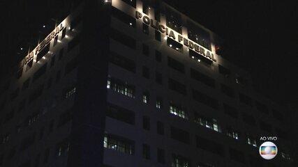 Joesley e Saud, delatores da J&F, estão presos na sede da PF em SP