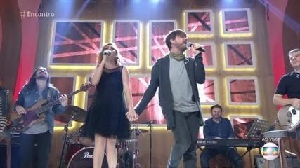 André Frateschi e Miranda cantam música do Queen