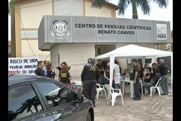 Peritos e médicos legistas fazem paralisação em Belém, Marabá e Castanhal