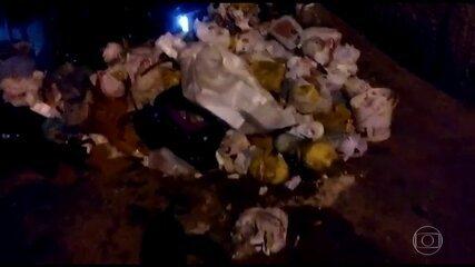 Aumento de taxa de iluminação pública e de lixo em São Gonçalo