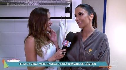 'Vídeo Show' mostra a coletiva do 'The Voice Brasil'