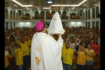 Foi aberto oficialmente o Círio de Marabá