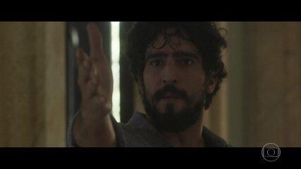 Renato encontra Alice, e Vitor atira! :o