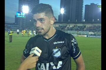 Gegê fala da derrota do ABC diante do Paysandu