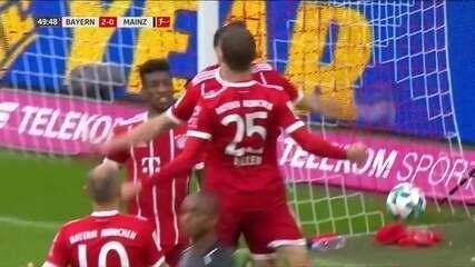 Bayern de Munique vence, e Leipzig empata pelo Campeonato Alemão