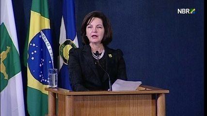 """Respeito à lei e às instituições são """"atributos da cidadania"""", diz Dodge"""