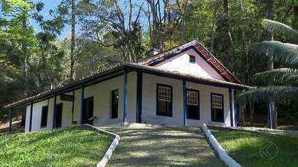 Restauração do Museu Cabangu, em Santos Dumont, deve custar R$ 12 milhões
