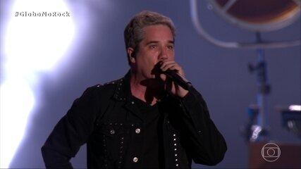 Jota Quest canta 'Tempos Modernos' no Palco Mundo do Rock in Rio