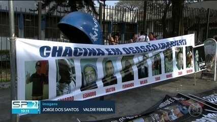 Termina julgamento dos PMs e guarda civil acusados da maior chacina do estado de São Paulo
