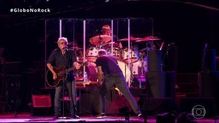 The Who canta 'Who Are You' no Rock in Rio