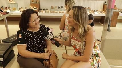 Fernanda Pinheiro invade o universo das bolsas
