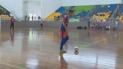 Finais do campeonato de futsal encerraram na capital