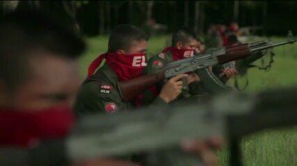 Líder do Exército da Libertação Nacional morre em combate, na Colômbia