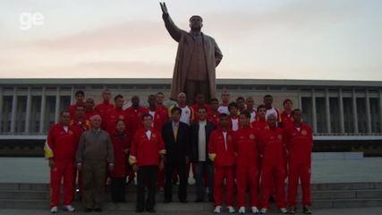 Um time na Coreia do Norte: as andanças do Atlético Sorocaba no país mais fechado do mundo