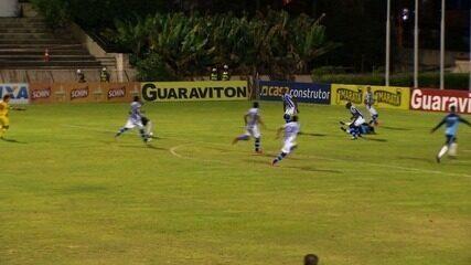 Em Sorocaba, CSA vence o São Bento por 1 a 0