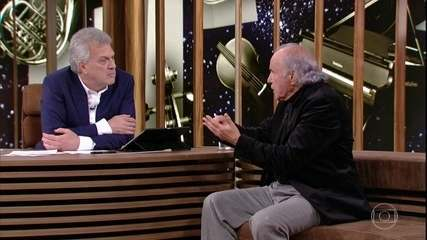 Maestro Isaac Karabtchevsky fala sobre a importância de Villa-Lobos