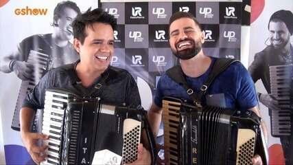 Italo e Renno falam sobre DVD totalmente com músicas autorais