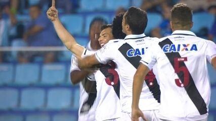 Os gols de Avaí 1 x 2 Vasco pela 27ª rodada do Brasileirão 2017
