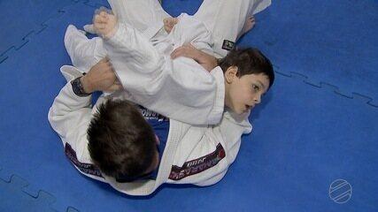 No dia das crianças, conheça a história do judoca Vítor e seus anjos da guarda em MS