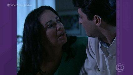 Relembre momentos da novela 'Por Amor' no Túnel do Tempo