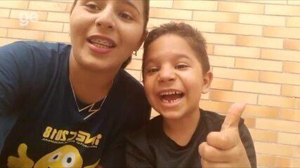 Esposa de Lima Júnior festeja descoberta de sogro como doador compatível para transplante