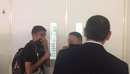Funcionários do Congresso com dificuldade de respirar após spray de pimenta