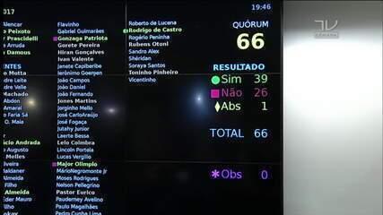 CCJ aprova parecer que recomenda rejeição da 2ª denúncia contra Temer