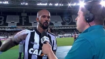 """Bruno Silva falou que jogadores do Corinthians ficaram """"nervosinhos"""""""
