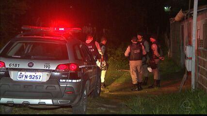 Dois homens foram mortos nesta terça-feira, em Santa Rita