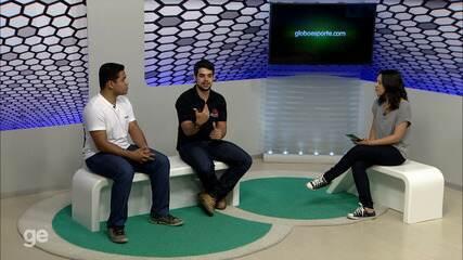 BLOCO 1: Kevin Veloso ressalta domínio e invencibilidade do Espectros nesta temporada