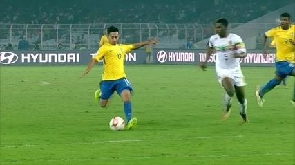 Melhores momentos de Brasil 2 x 0 Mali na disputa do 3º lugar no Mundial Sub-17