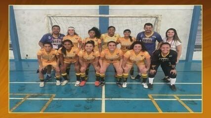 Metropolitana é campeã brasileira de futsal feminino dos Jogos Universitários em Goiás