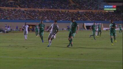 Melhores Momentos Goiás 1x1 Guarani - Campeonato Brasileiro Série B 2017