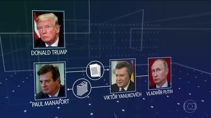 Ex-chefe da campanha de Trump à presidência é preso