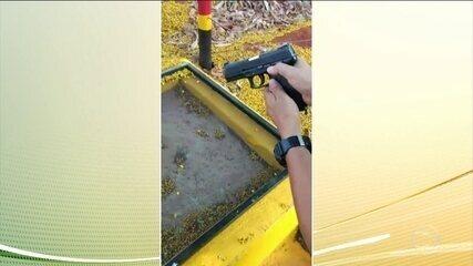 Armas compradas pelo governo de GO disparam sozinhas e provocam acidentes, segundo auditoria