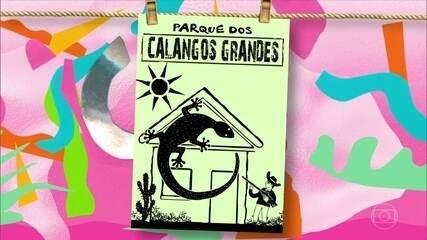 Tirullipa comenta cartazes de filmes famosos lançados no Ceará