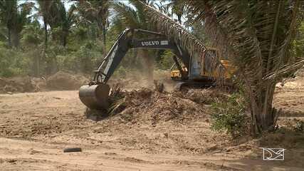 Ambientalistas questionam andamento de obra no Parque do Rangedor, em São Luís