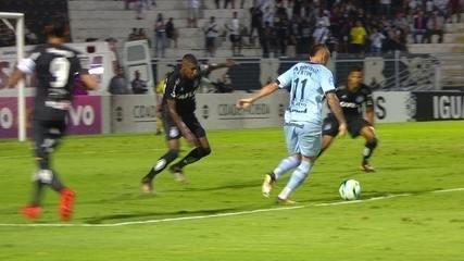 Melhores momentos de Ponte Preta 0 x 1 Grêmio pela 33ª rodada do Brasileirão