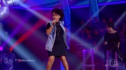 Nathalia Bellar cantou 'Hoje Eu Quero Sair Só'