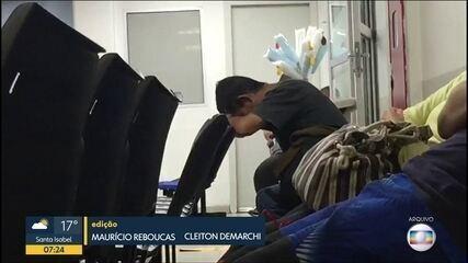 Pacientes reclamam de espera para atendimento em UPA da Zona Sul de SP